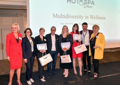 Photos du Forumhotspa 2019