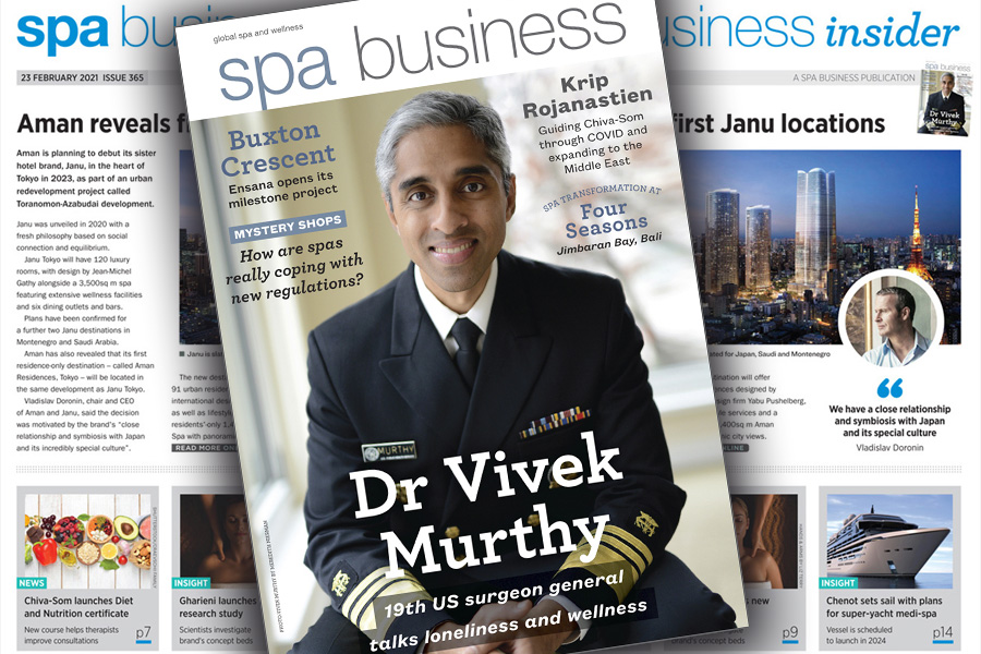 Spa Business et Spa Business Insider