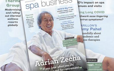 Lisez les magazines papier et magazines en ligne Spa Business et Spa Business Insider
